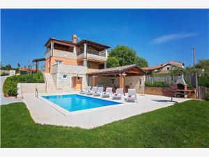 Villa Valentina Jasenovica, Powierzchnia 180,00 m2, Kwatery z basenem