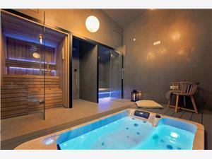 Villa Ružić Kastelir, Powierzchnia 280,00 m2, Kwatery z basenem