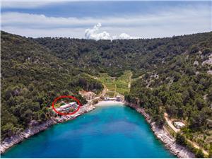 Avlägsen stuga Mellandalmatiens  öar,Boka Ante Från 1243 SEK
