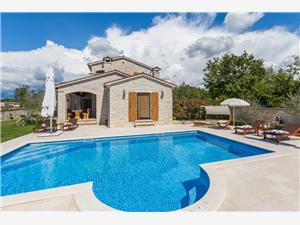 Soukromé ubytování s bazénem Zelená Istrie,Rezervuj Stella Od 9303 kč