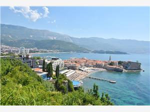 Apartman Ivo Crnogorsko primorje, Kvadratura 41,00 m2, Zračna udaljenost od centra mjesta 700 m