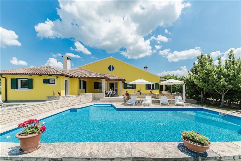 Huis Villa Ana