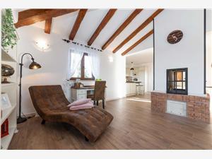 Vakantie huizen Blauw Istrië,Reserveren Marina Vanaf 166 €