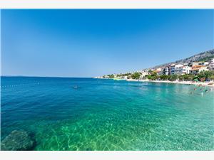 Boende vid strandkanten Split och Trogirs Riviera,Boka star Från 362 SEK