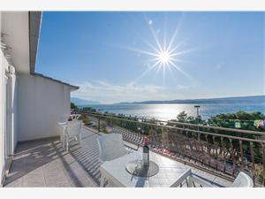 Lägenheter Nikola Lokva Rogoznica, Storlek 28,00 m2, Luftavstånd till havet 150 m, Luftavståndet till centrum 150 m