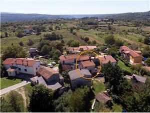 Vakantie huizen Groene Istrië,Reserveren Katarina Vanaf 126 €