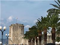 Day 1 (Saturday) Trogir - Supetar - Splitska - Postira - Pučišća