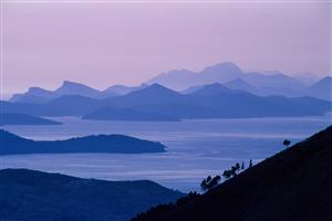 Kryssning med cykling i Mellersta Dalmatien till Dubrovnik (TD)