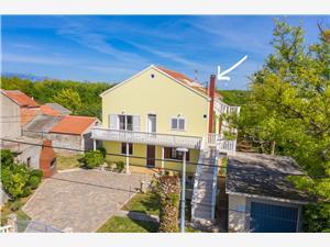 Appartement ĐANI Privlaka (Zadar), Kwadratuur 70,00 m2, Lucht afstand tot de zee 150 m, Lucht afstand naar het centrum 100 m