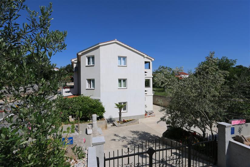 Appartementen Mrakovcic Mirjana