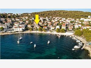 Appartement Sunset Split en Trogir Riviera, Kwadratuur 90,00 m2, Lucht afstand tot de zee 10 m