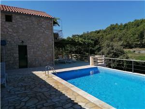 Hébergement avec piscine Slivje Povlja - île de Brac,Réservez Hébergement avec piscine Slivje De 353 €