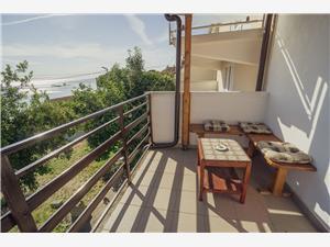 Apartman NIVES Zambratija (Savudrija), Méret 55,00 m2, Légvonalbeli távolság 50 m