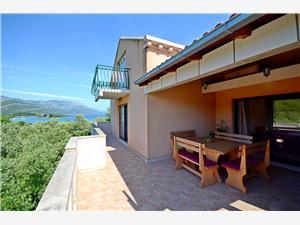 Appartement Zuid Dalmatische eilanden,Reserveren Leo Vanaf 135 €