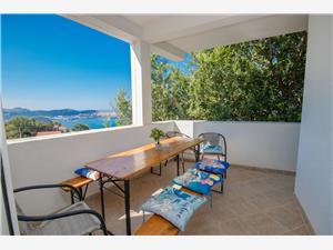 Appartamenti Nostalgia Riviera di Bar e Ulcinj, Dimensioni 112,00 m2