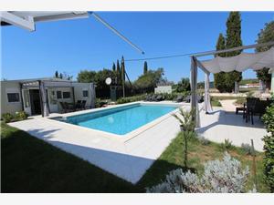 Soukromé ubytování s bazénem Modrá Istrie,Rezervuj DONNA Od 4983 kč