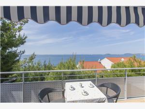 Dom Kornati View Murter - ostrov Murter, Rozloha 70,00 m2, Vzdušná vzdialenosť od mora 15 m