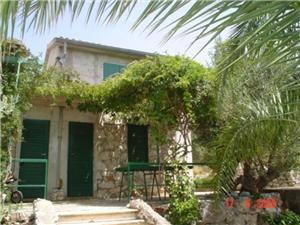 Remote cottage North Dalmatian islands,Book Robinzon From 70 €