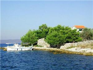 Dom na samote Ostrovy Severnej Dalmácie,Rezervujte Robinzon Od 70 €