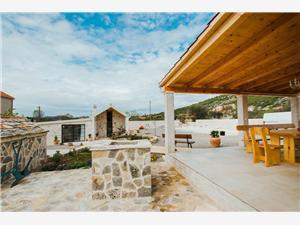 Dom Rusulica Vrsine, Kamienny domek, Powierzchnia 60,00 m2, Kwatery z basenem
