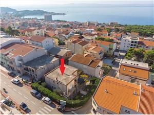 Apartmani Katica Makarska, Kvadratura 25,00 m2