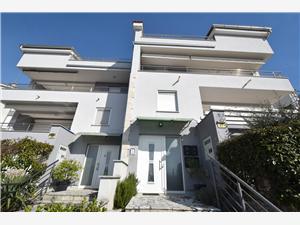 Apartmán Roberto Njivice - ostrov Krk, Rozloha 75,00 m2, Vzdušná vzdialenosť od mora 250 m, Vzdušná vzdialenosť od centra miesta 700 m