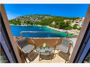 Accommodation with pool Sibenik Riviera,Book Silvana From 333 €