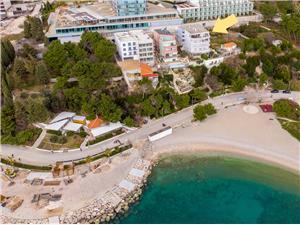 Ferienwohnung Mirela Split, Größe 58,00 m2, Luftlinie bis zum Meer 50 m