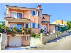 Apartament Vjeko Vantacici, Powierzchnia 21,00 m2, Odległość do morze mierzona drogą powietrzną wynosi 50 m