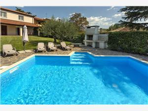 Soukromé ubytování s bazénem Nina Porec,Rezervuj Soukromé ubytování s bazénem Nina Od 9218 kč