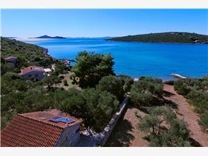 Afgelegen huis Noord-Dalmatische eilanden,Reserveren Popeye Vanaf 102 €