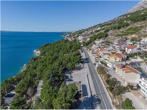 Апартаменты Maras Lokva Rogoznica, квадратура 20,00 m2, Воздуха удалённость от моря 150 m, Воздух расстояние до центра города 30 m