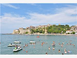 Ferienwohnungen Aleksandar Montenegrinische Küste, Größe 20,00 m2, Luftlinie bis zum Meer 200 m