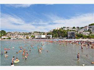 Ferienwohnungen Aleksandar Bar und Ulcinj Riviera, Größe 20,00 m2, Luftlinie bis zum Meer 200 m