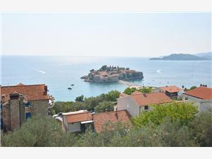Vila Mia Černá Hora, Prostor 150,00 m2, Soukromé ubytování s bazénem, Vzdušní vzdálenost od centra místa 10 m