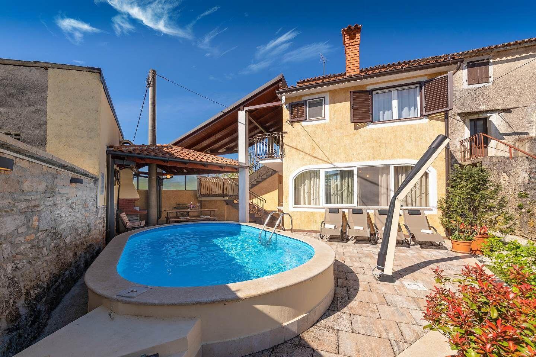Alloggi con piscina l'Istria Blu,Prenoti Milena Da 140 €