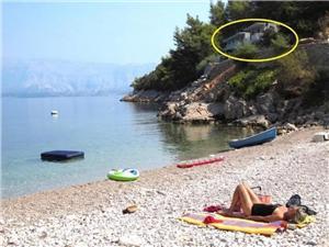 Afgelegen huis Midden Dalmatische eilanden,Reserveren Jelena Vanaf 71 €