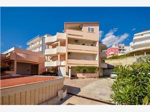 Apartman Darko Podstrana, Kvadratura 40,00 m2, Zračna udaljenost od mora 200 m