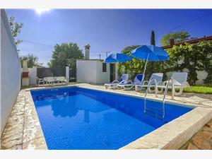Soukromé ubytování s bazénem Zelená Istrie,Rezervuj Milena Od 4393 kč