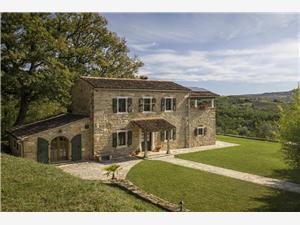 Villa Bolara Zelená Istrie, Prostor 170,00 m2, Soukromé ubytování s bazénem