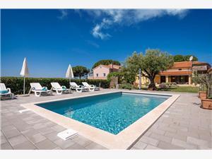 Accommodation with pool Olea Tar (Porec),Book Accommodation with pool Olea From 156 €