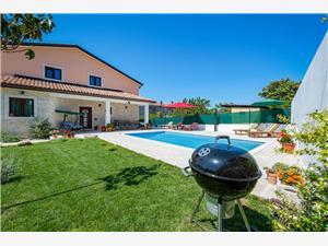 Soukromé ubytování s bazénem SA-RA Porec,Rezervuj Soukromé ubytování s bazénem SA-RA Od 7039 kč