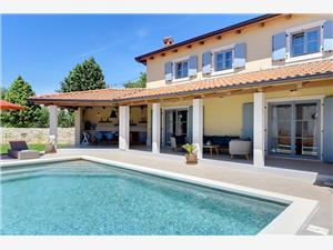 Villa Morosini Rovinj, Kwadratuur 160,00 m2, Accommodatie met zwembad