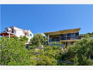 Huis Marica Vinisce, Kwadratuur 50,00 m2, Lucht afstand tot de zee 50 m, Lucht afstand naar het centrum 500 m