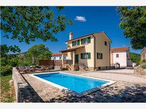 Villa Daus Grobnik, Powierzchnia 65,00 m2, Kwatery z basenem