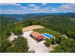 Casa Ivan Grdoselo, Pazin, Dimensioni 50,00 m2, Alloggi con piscina