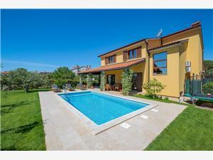 Počitniške hiše Leticia Valbandon,Rezerviraj Počitniške hiše Leticia Od 285 €
