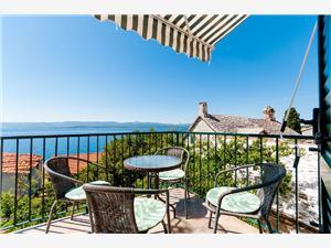 Apartmaj Aljoša Bol - otok Brac, Kvadratura 46,00 m2, Oddaljenost od morja 100 m, Oddaljenost od centra 100 m