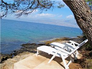 Kuća na osami Srednjodalmatinski otoci,Rezerviraj Ivan Od 385 kn