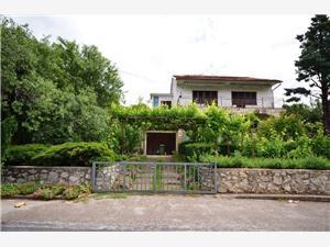 Ferienwohnungen Josip Jadranovo (Crikvenica), Größe 72,00 m2, Entfernung vom Ortszentrum (Luftlinie) 400 m